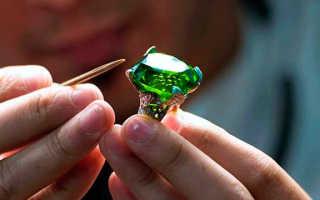 Технология огранки драгоценных камней